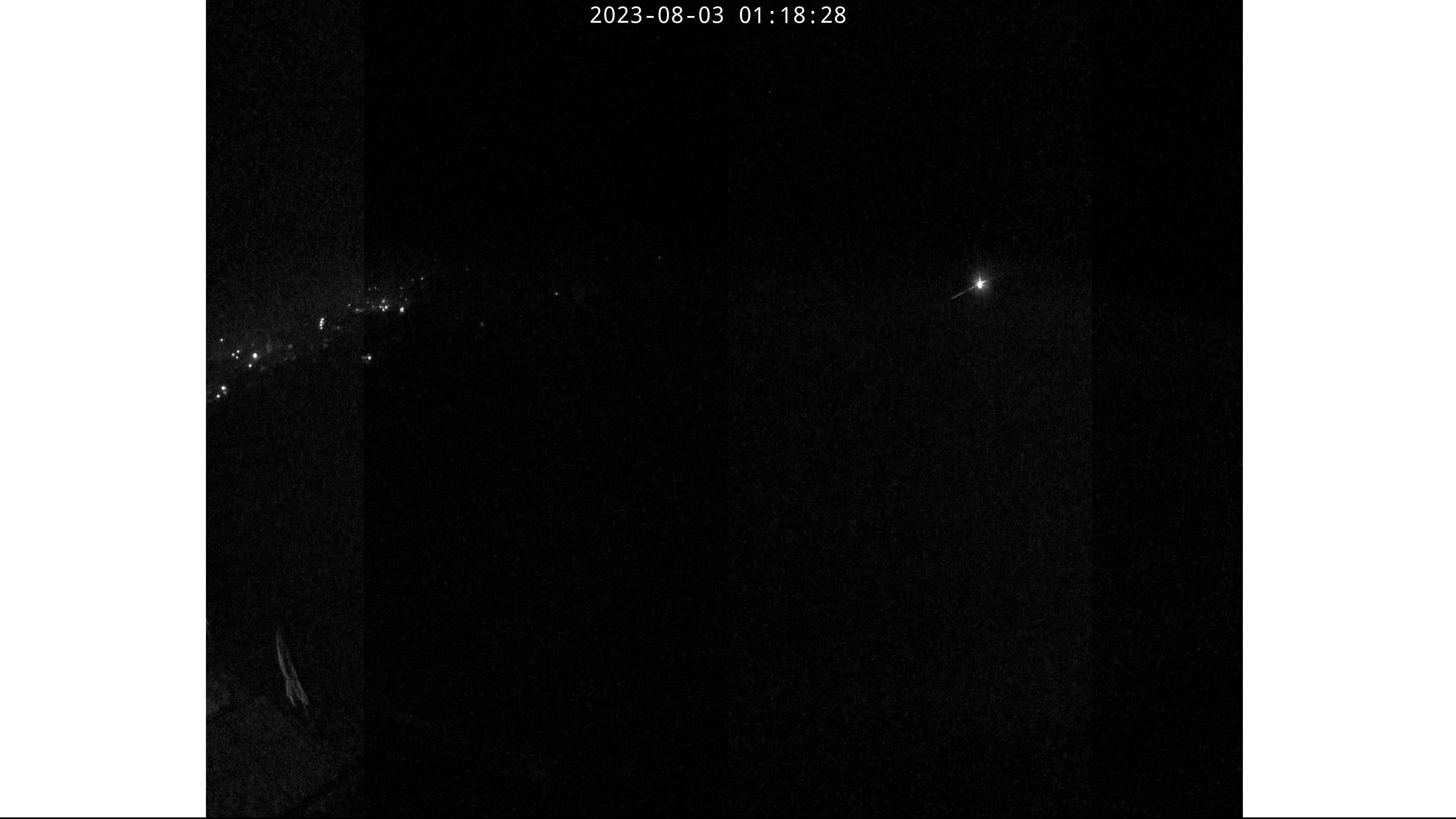 Webcam auf der Gsteig